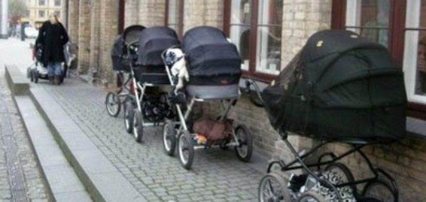 Roditelji u skandinavskim zemljama ostavljaju djecu da spavaju na hladnoći