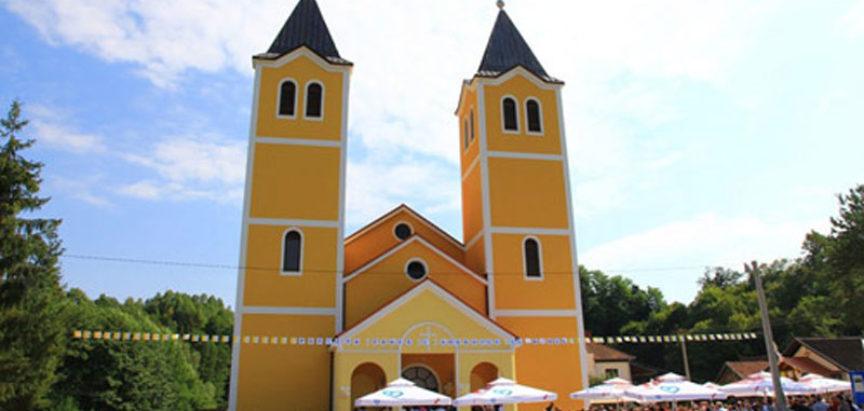 BiH: Iz crkve ukrali križ i zlatne kaleže
