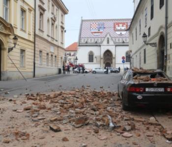 UEFA donirala 200.000 eura za pomoć u sanaciji štete nastale potresom u Zagrebu
