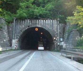 Danas počinju radovi na rekonstrukciji tunela Crnaja, evo kako će se prometovati