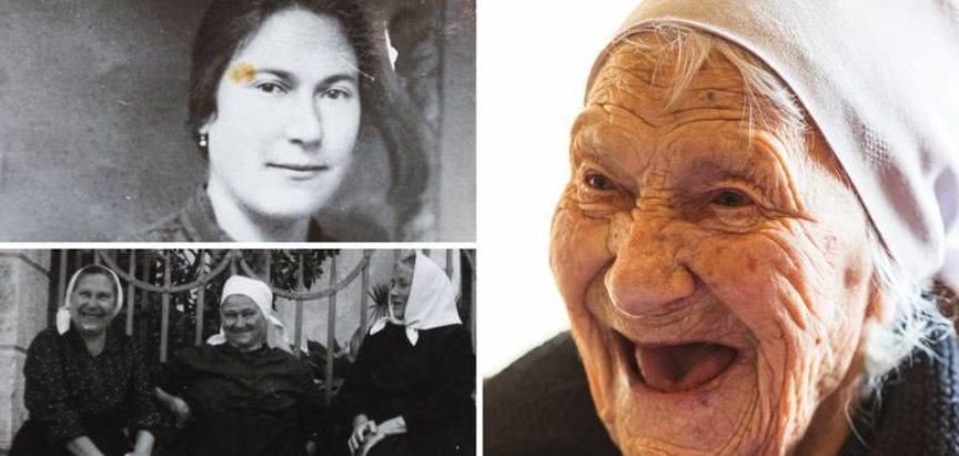 Žena koja ima 105. godina,  rođena u Austro-Ugarskoj i zadnji put bila kod liječnika 1937. godine