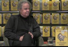 Predstavljen novi roman književnika Miljenka Jergovića