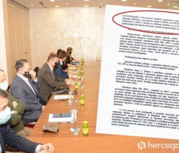 """Sindikati zdravstva HNŽ-a: """"Vlada HNŽ-a je postavila krivotvoreni dokument Županijskog suda u Mostaru"""""""