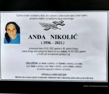 Anđa Nikolić