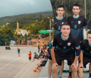 """MNK """"Uzdol"""" osvojio drugo mjesto na malonogometnom turniru Cageball Grude"""