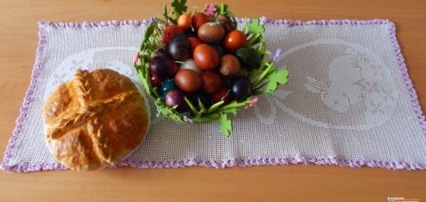 Uskrsni običaji u Rami
