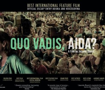 Nominacija za Oscara: Quo vadis, Aida?