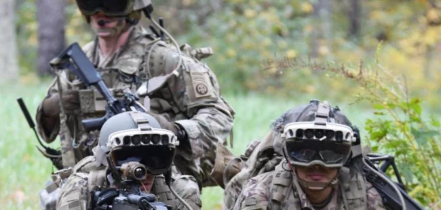 """Američka vojska razvila naočale kojima vojnici mogu """"vidjeti"""" kroz zid"""