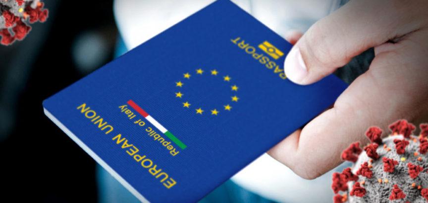 Zdravstvena putovnica za EU dostupna od 15. lipnja