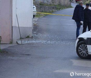U Mostaru uz obiteljsku kuću bačena eksplozivna naprava