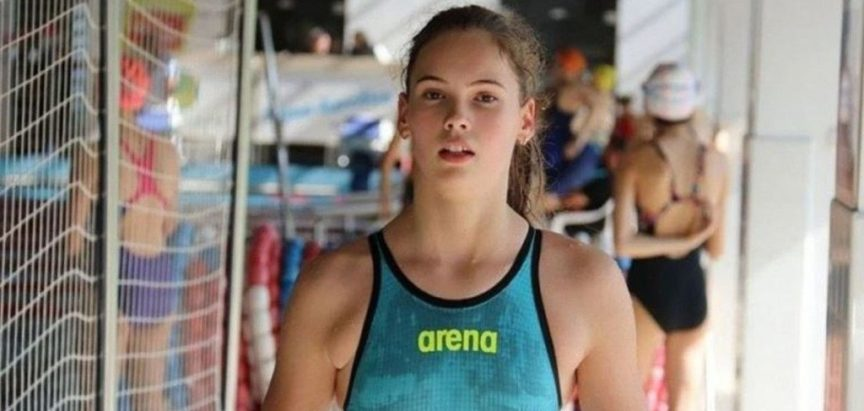 Petnaestogodišnja mostarska plivačica Lana Pudar plasirala se na Olimpijske igre