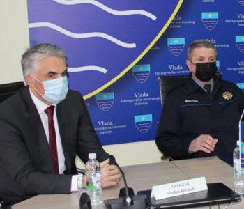 Policija u HNŽ-u dobila Kolektivni ugovor. Još im nedostaje samo komesar i 200 policajaca