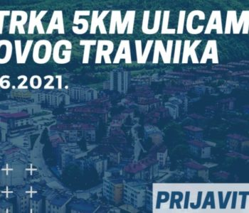 """Poziv za prijave na utruku """"Novotravnička petica"""""""