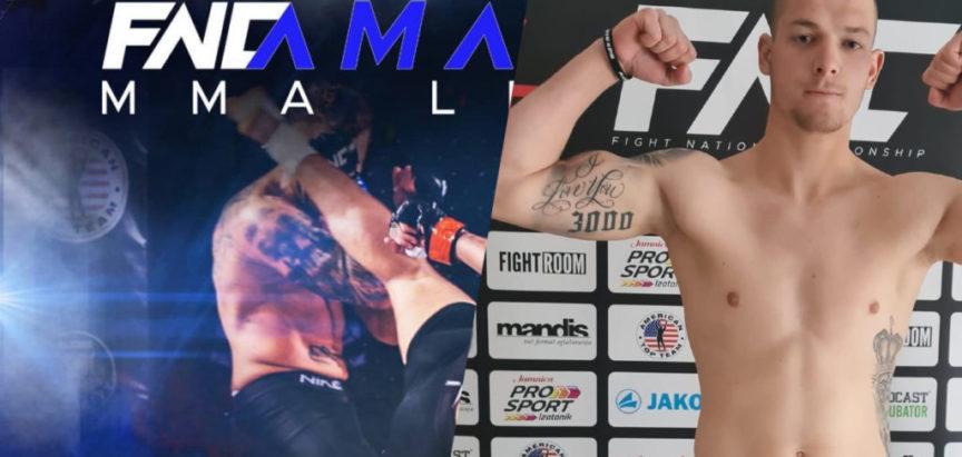 Ramsko finale u amaterskoj MMA ligi: Velika pobjeda za Tomislava Sičaju, od podruma do medalja