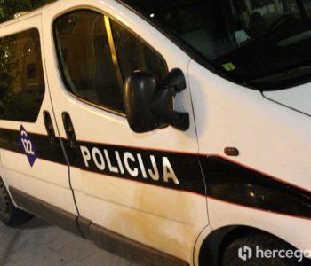 Razbojništvo u Mostaru uz prijetnju pištoljem