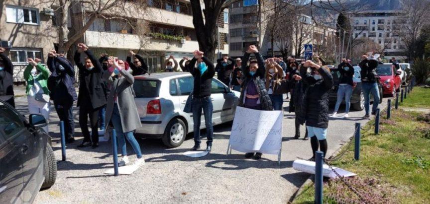 Općinski sud u Mostaru presudio: Štrajk sindikata zdravstva nezakonit