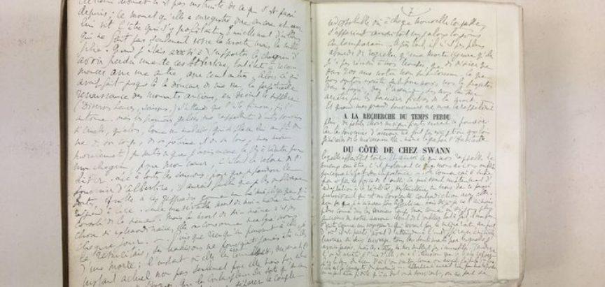 Nacionalna biblioteka Francuske kupila rijedak primjerak knjige Marsela Prousta
