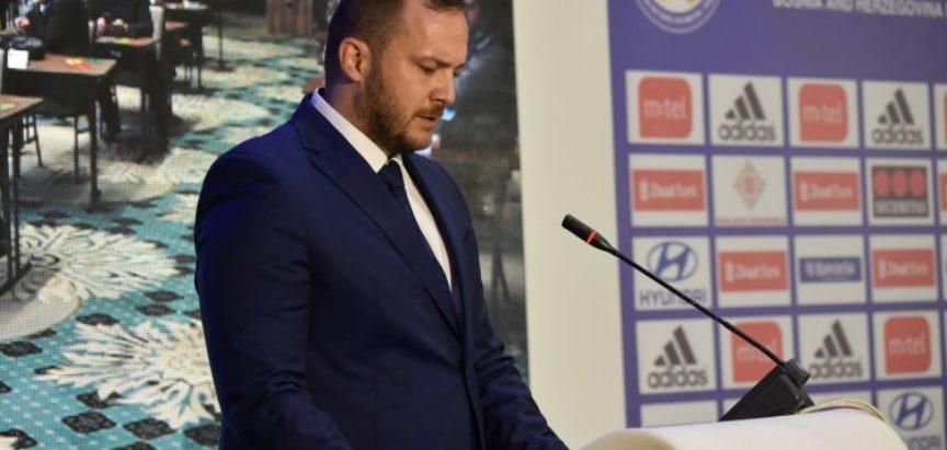 Vico Zeljković novi predsjednik NSBiH, Ivan Beus i Irfan Durić potpredsjednici