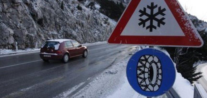 Posjedovanje zimske opreme nije obavezno od 1. travnja