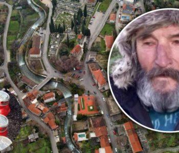 Tražili ga 40 godina, a on živio kao beskućnik podno Mosora