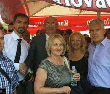 """Hrvati Središnje Bosne uznemireni što se Čović, Čavara i Vidović nisu distancirali od """"non papera"""""""