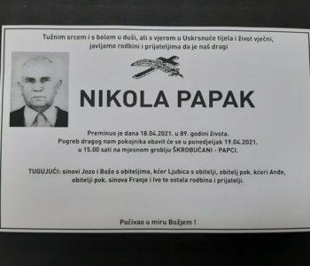 Nikola Papak