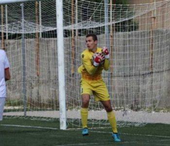 NIKOLA PUŠIĆ: Mladi nogometaš ramskih korijena nastupa za nogometnu reprezentaciju BiH U-18