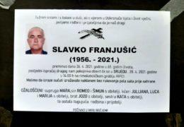 Slavko Franjušić