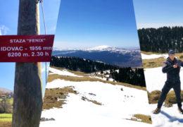 FOTO/VIDEO: Novotravnički planinari za vikend na Idovcu