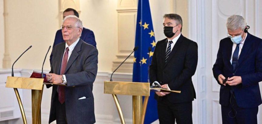 DODIK: Bošnjaci uporno reintegriraju BiH bez Srba i Hrvata