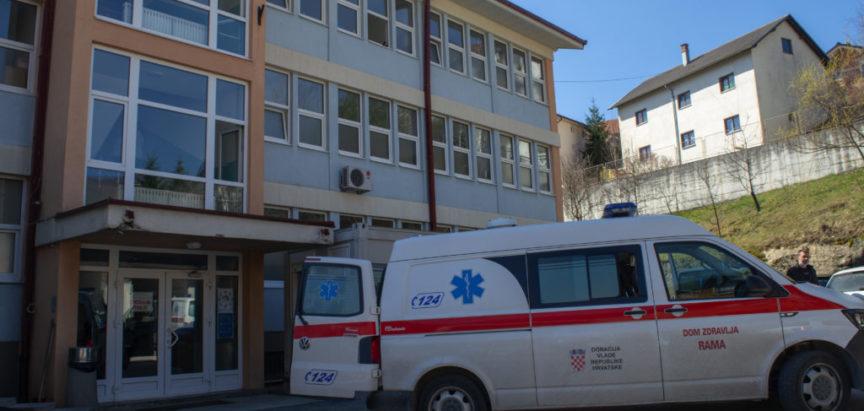 U Prozor-Rami 10 novozaraženih, u SKB-u preminulo 8 osoba