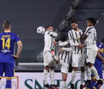 Uplašeni Ronaldo se opet osramotio reakcijom u živom zidu, postao meta ismijavanja