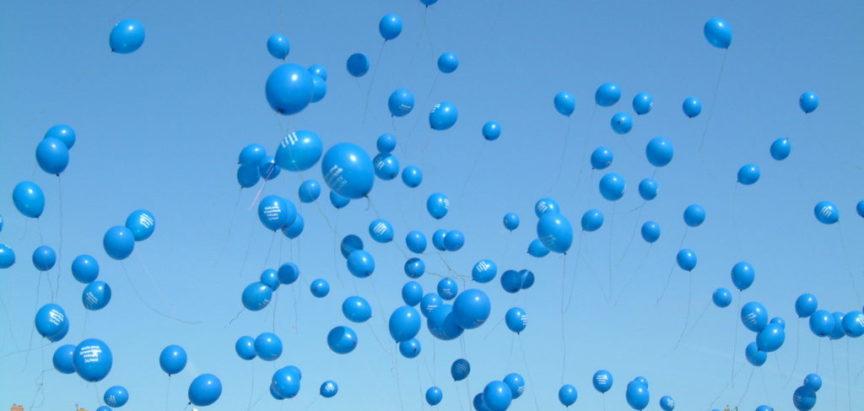 Danas odjenite nešto plavo