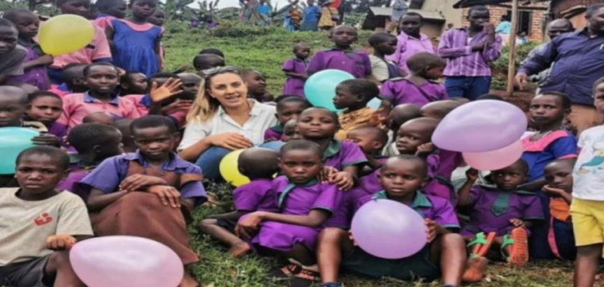 Misija Travničanke Martine završena, škola u Ugandi izgrađena