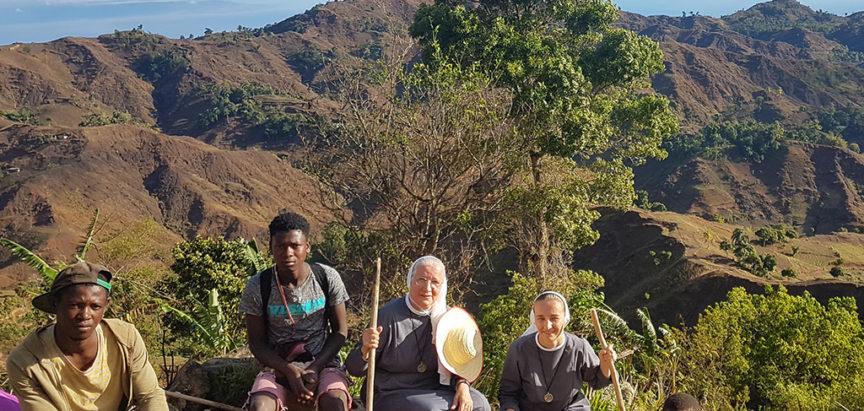 Misionarke s Haitija časne sestre Ana Uložnik i Liberija Filipović: Nismo uplašene, ali zabrinute jesmo!
