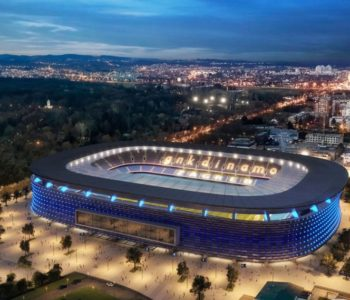 Dinamo predstavio ideju novog stadiona