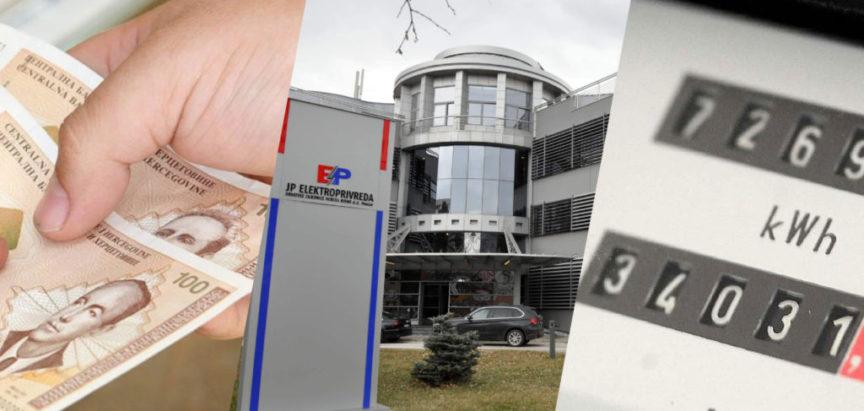 Plaćaju li kućanstva neozbiljnost i kamate Javnog poduzeća Elektroprivreda HZ HB?