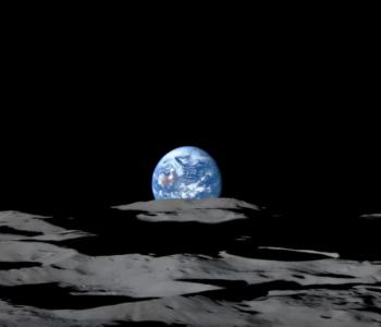 Pogledajte spektakularne snimke izlaska i zalaska Zemlje