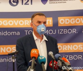 """KARLOVIĆ: """"Mog bolesnika u SKB Mostar nikad nitko neće priključiti na respiratore Srebrne maline."""""""