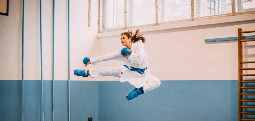 Monika Rajić sudjeluje na Balkanskom prvenstvu u karateu