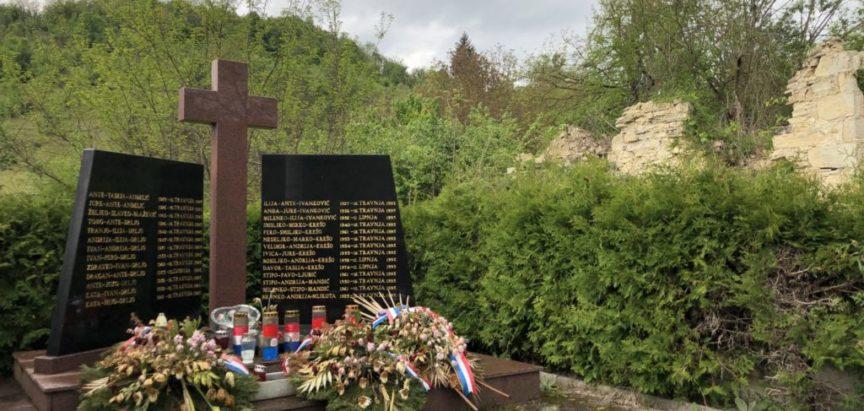 TRUSINA: Godišnjica zločina Armije BiH nad 22 Hrvata kod Konjica, najmlađa žrtva imala 21 godinu