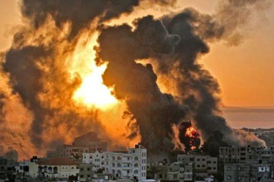 Hamas ponovno gađao Izrael, u Gazi 67 mrtvih