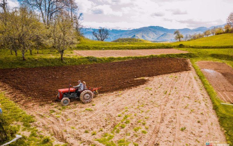 Javni poziv za poticaje u poljoprivrednoj proizvodnji
