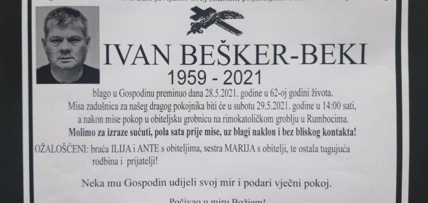 Ivan Bešker Beki