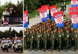 Hrvatska je na Jarunu te 1995. pokazala svu svoju vojnu moć