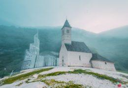 Legenda o prelasku crkve preko Vrbasa