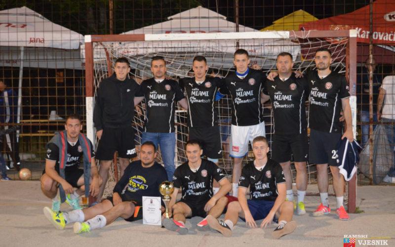 MNK Rakia pobjednik malonogometnog turnira u povodu patrona župe Prozor