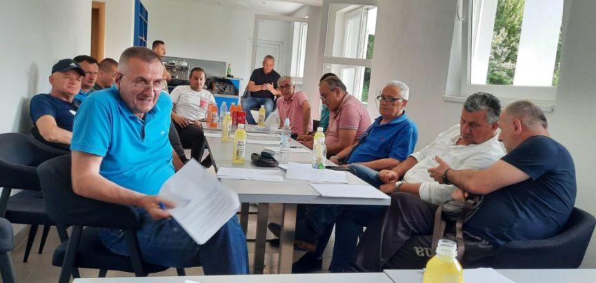"""HNK """"Rama"""": Matešić podnio ostavku, novi predsjednik kluba Ante Tadić"""