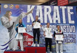 Još jedno zlato za Moniku Rajić u kategoriji U21 na državnom prvenstvu u Bugojnu