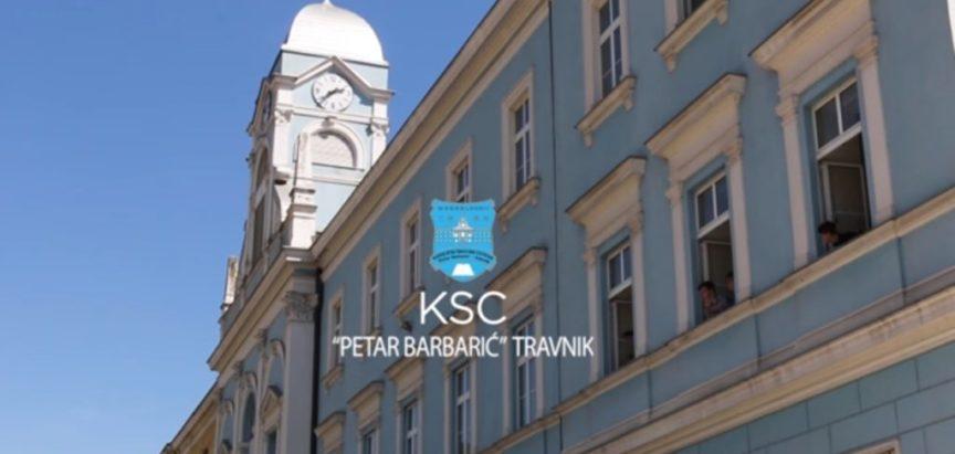 "Predbilježba za upis u prvi razred gimnazije KŠC ""Petar Barbarić"" Travnik"
